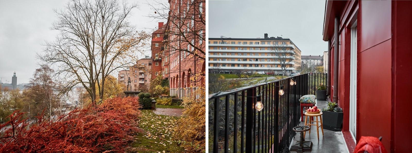 Disordinato appartamento risalente