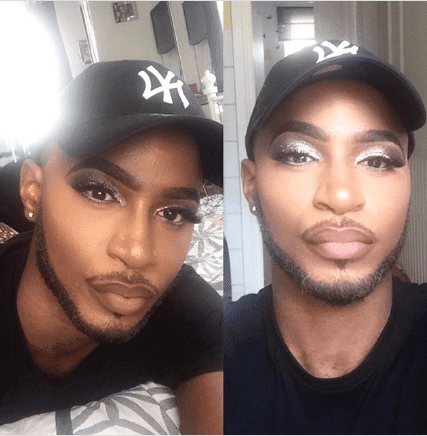 Damilola Adejonwo, hottest gay Nigerian man in London