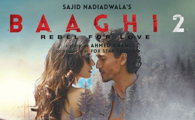 Image result for image of baaghi 2