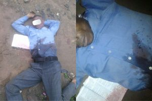Armed Robbers Kills Preacher And Snatched His Phone-Photos