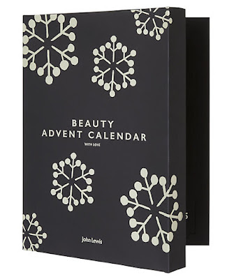 John Lewis Beauty Advent Calendar 2017 Spoilers, Reveal