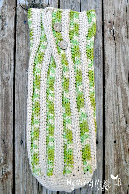 Hookin On Hump Day #11 - Link Party For the Fiber Arts - My