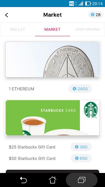 Aplikasi WhatsAround Penghasil Ethereum