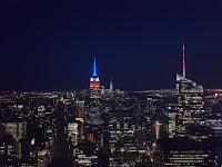 rascacielos y edificios mas importantes de nueva york