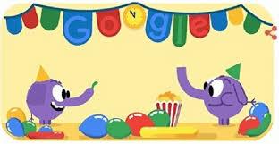 محرك جوجل يحتفل بـ رأس السنة الميلادية