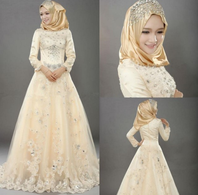 Inspirasi Top Model Baju Pengantin Simple