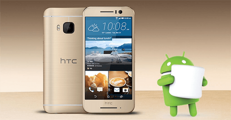 HTC One S9 now official