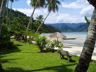 Pulau Cubadak di Sumbar Sebagai Kado Pernikahan Unik