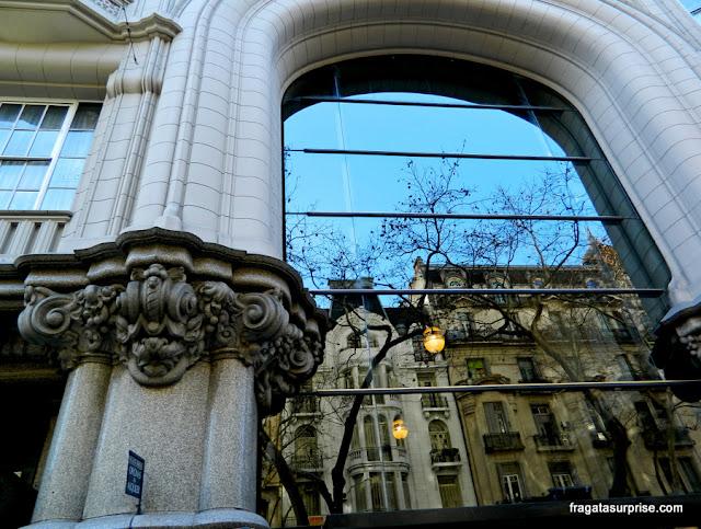 Palácio Barolo, Avenida de Mayo, Buenos Aires