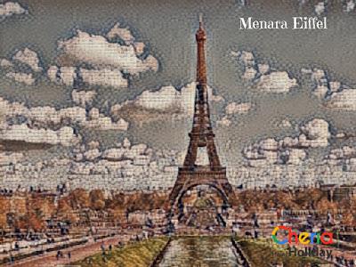 Paris tour halal eropa barat