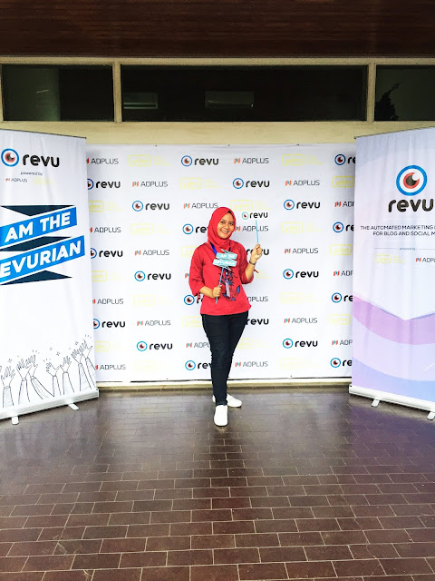 soft launching revu lya amalia
