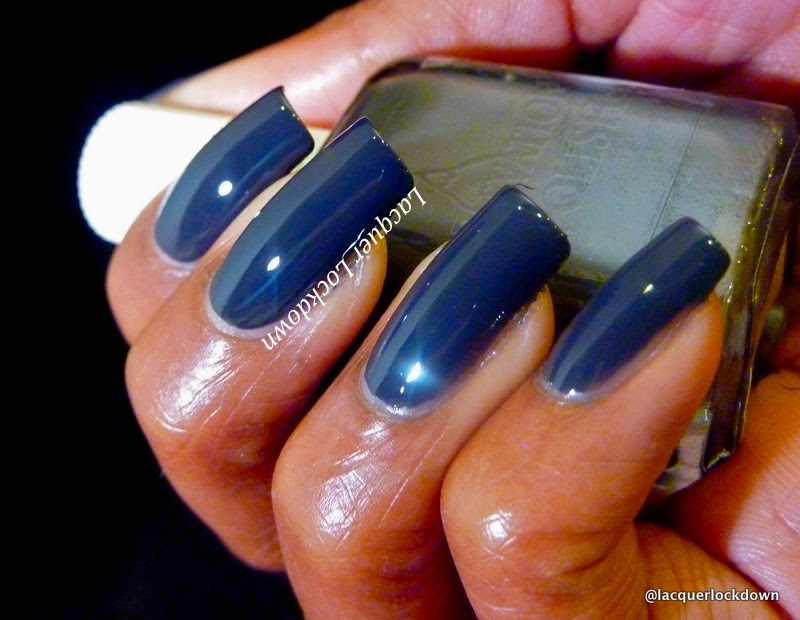 Lacquer Lockdown - Elevation Polish, Elevation Polish The Sea Collection, Elevation Polish Thracian Sea