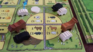 アグリコラ 牧場の動物たち (家畜の補給 追加)