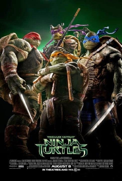 Teenage Mutant Ninja Turtles 2014 HDRIP ταινιες online seires oipeirates greek subs