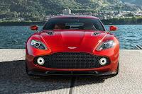 Aston Martin Vanquish Zagato Concept (2016) Front