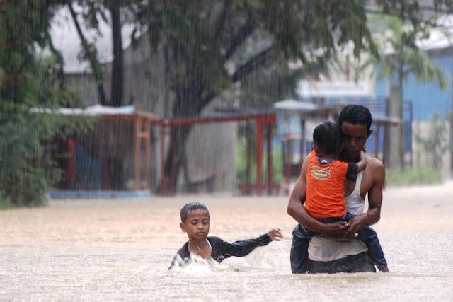 Terus Meluas, Banjir dan Longsor Hantam 11 Kabupaten/Kota di Sumbar