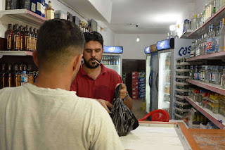 Booze Is Back In Iraq's Mosul With The Jihadists Gone