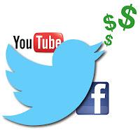 Ganar dinero redes sociales