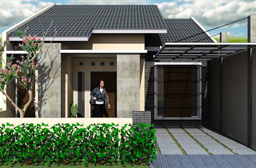 Contoh Model Rumah Sederhana