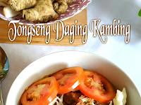 Resep Tongseng Daging Kambing