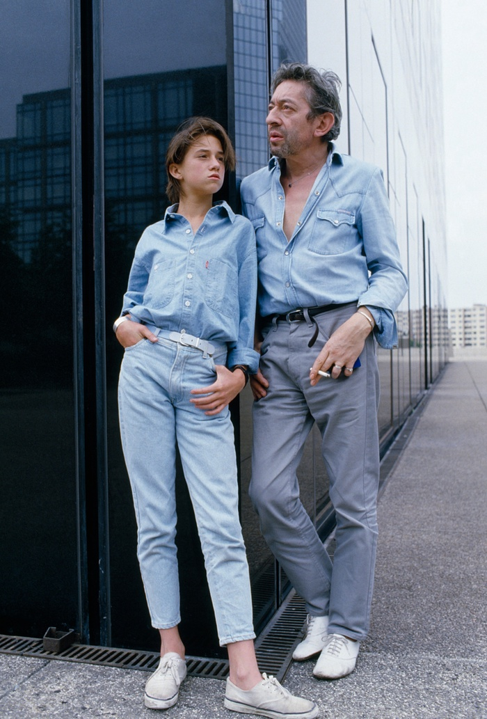 Style Muse: Charlotte Gainsbourg