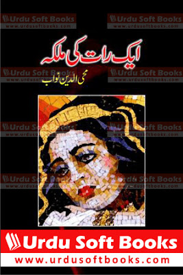 Aik Raat Ki Malika Novel by Mohiuddin Nawab
