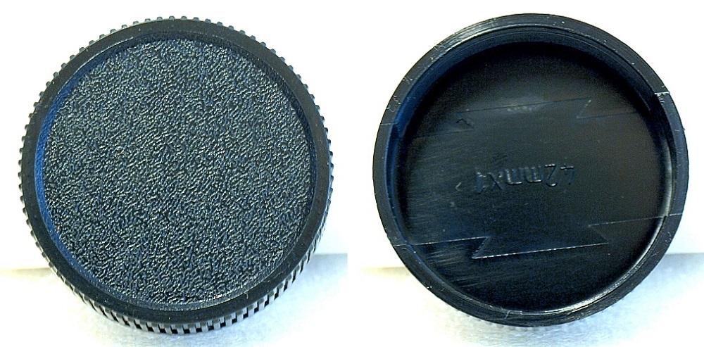 M42 Rear Lens Cap