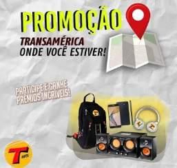 Promoção Onde Você Estiver Transamérica - Prêmios, Participar