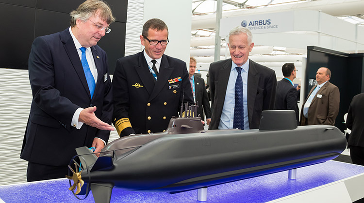 Submarine Matters: Might German TKMS Type 216 Win?