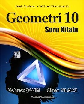 Palme Yayınları 10. Sınıf Geometri Soru Bankası PDF