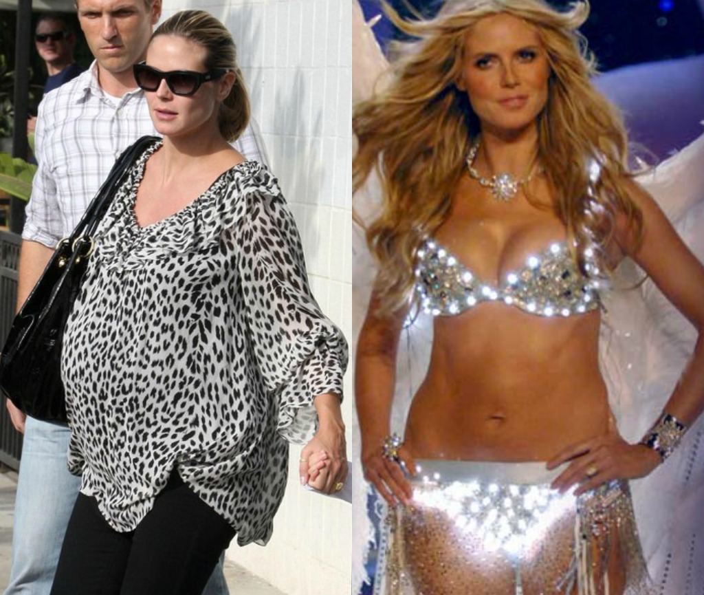 style-delights: quick celebrity pregnancy weight loss distorting our