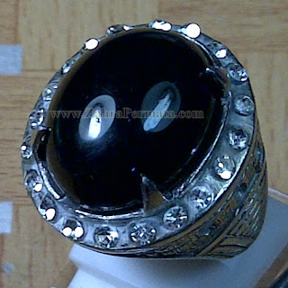 Cincin Batu Meteorite / Satam - ZP 822