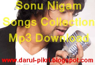 Sonu Nigam Songs Collection Mp3 Download