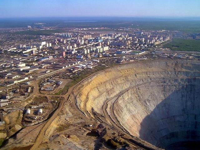 10 misteriosos lugares abandonados en Rusia