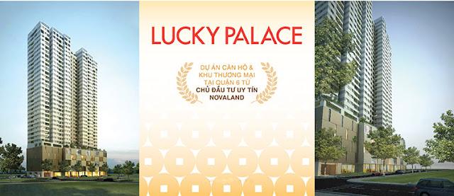 Tìm hiểu dự án căn hộ cao cấp của Novaland - Lucky Palace
