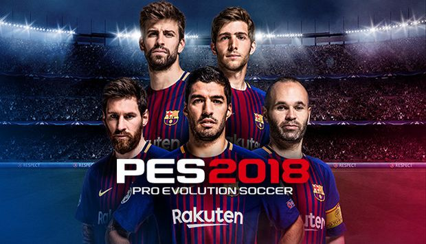 Pro Evolution Soccer 2018 [PES 2018] (USA) PS3 ISO