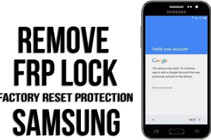 Cara Hapus Akun Google Samsung Galaxy A20s