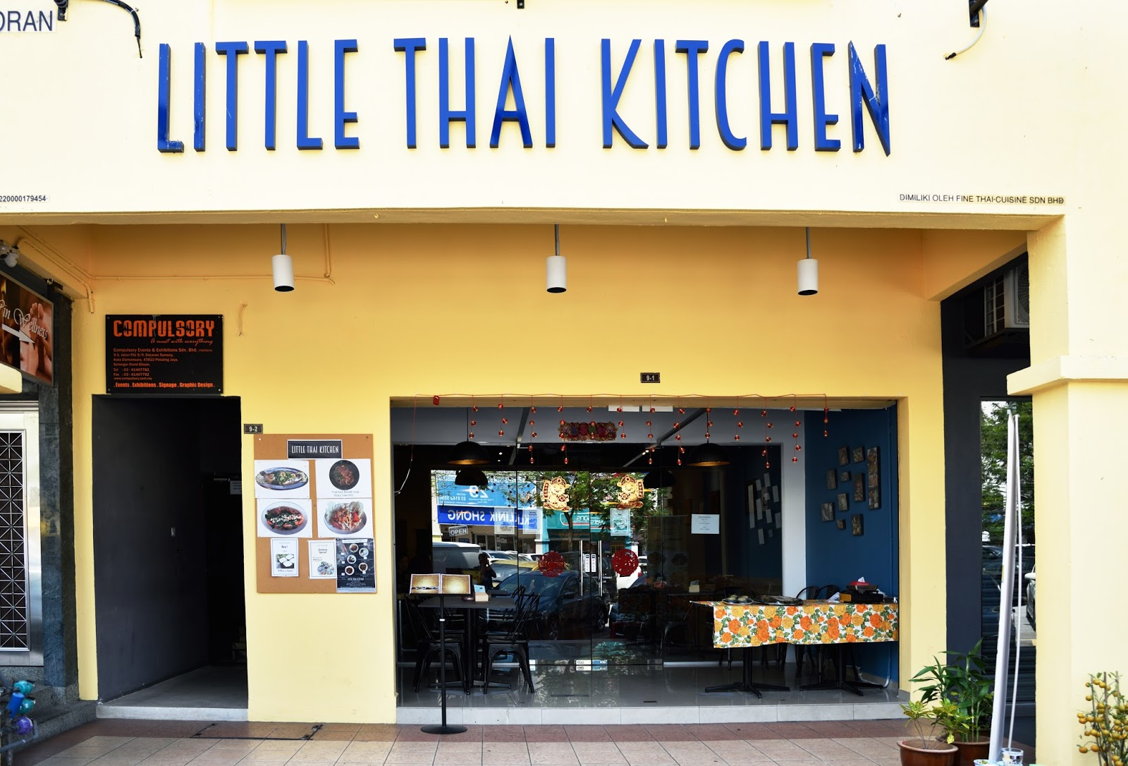 life is all about experiences: Authentic Thai Flavour @ Little Thai ...
