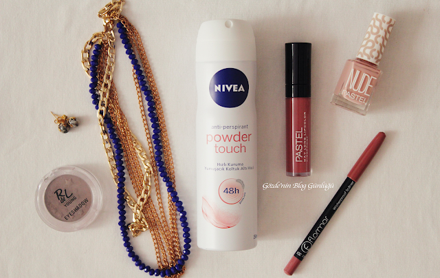 Nivea Powder Touch Deodorant