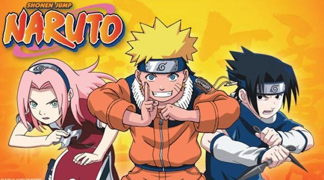 Anime action shounen populer
