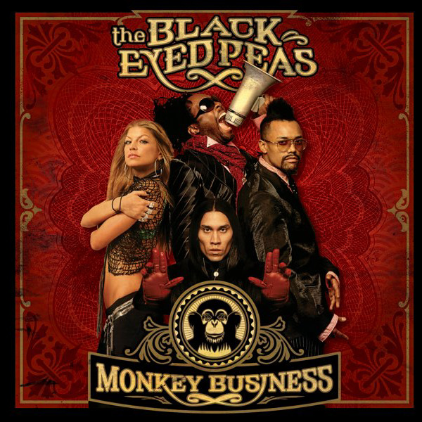The Black Eyed Peas - Monkey Business (Special Edition) Cover