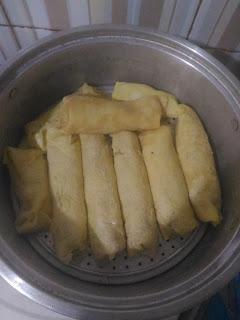 Resep dan Cara Membuat Egg Chicken Roll Mudah dan Enak