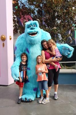 Disneyland character