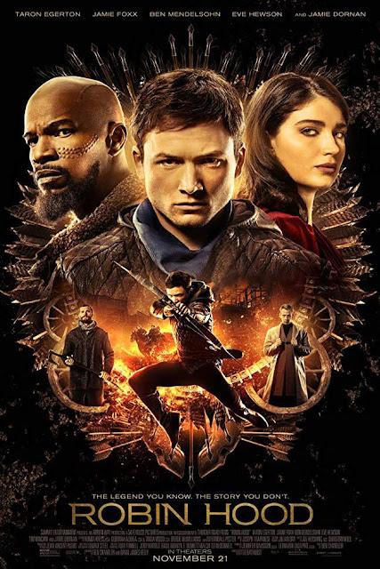 Robin Hood 2018 Full Movie BluRay 1080p/720p HD-Direct Links
