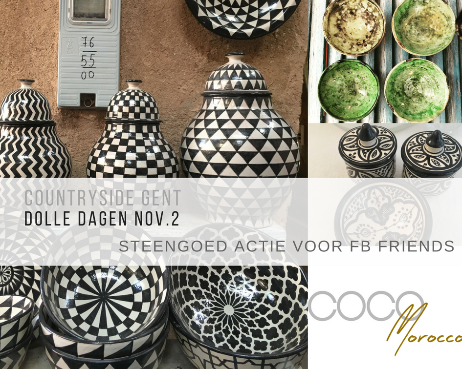 COCO-Morocco, Countryside, Ghent, Gent