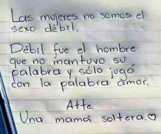 Frases de madres solteras fuertes