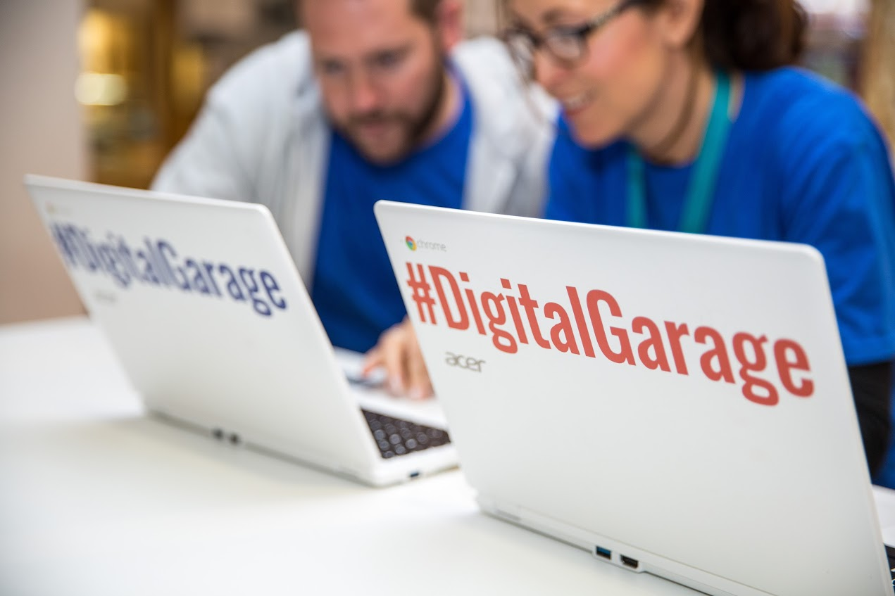 The Digital Garage Glasgow