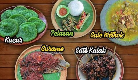 menu Warung Seblang