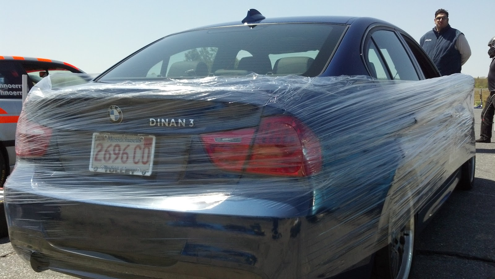 Saran Wrap Car: One Hot Lap: Fascinating New Trends In Saran Wrap