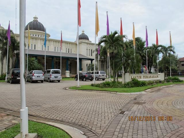 Kantor Pemasaran Citra Indah City